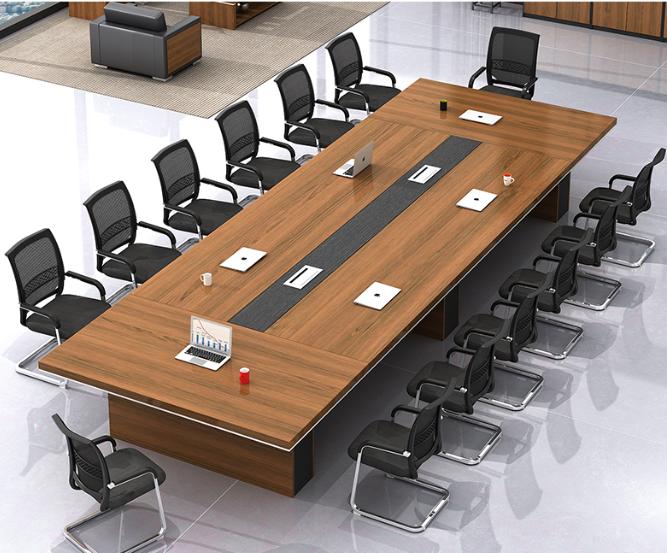 会议桌WS-008 360*150*76cm