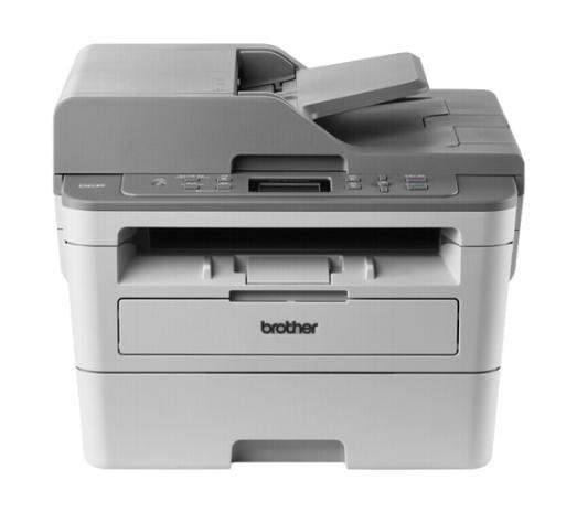 兄弟(brother)DCP-B7530DN 黑白激光多功能一体机(打印 复印 扫描 双面打印+有线网络)【全国联保一年】