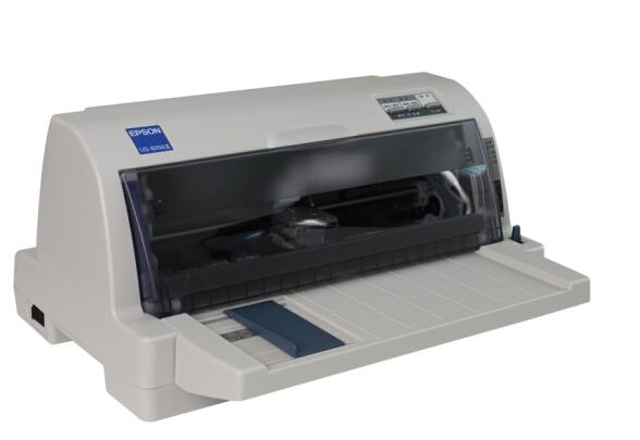 爱普生(EPSON)LQ-615KII打印机 针式打印机 (82列)平推式票据打印 官配