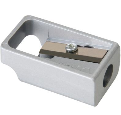 得力 0596 卷笔刀 (单位:只) 银色
