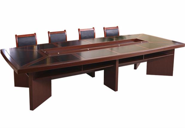 喷漆会议桌 360*150*76cm